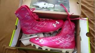 Ep. 37: PINK UA Highlights Review - Breast Cancer Awareness (Football Cleats)