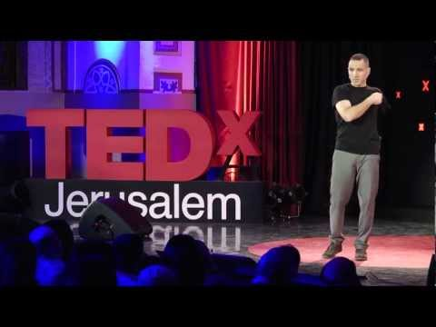"""""""How changing Jerusalem can change the world, and how it changed me"""": Yakir Segev at TEDxJerusalem"""