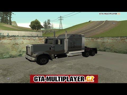 Povolání - Řidič kamionu [WTLS - Welcome To Los Santos]