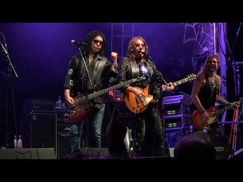 Gene Simmons Band & Ace Frehley -  LIVE Reunion (2017)