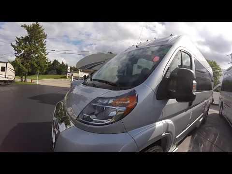 New Roadtrek Zion 2018 Silver LX Roadtrek Class B Van Camper