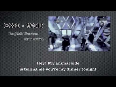 EXO - Wolf (English Version)