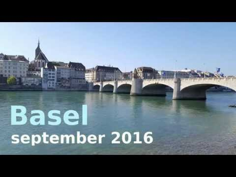 Basel (2016),  Short Film Festival Look&Roll and sightseeing