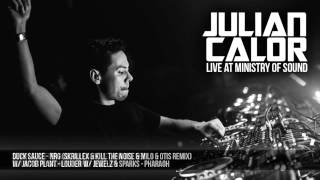Julian Calor LIVE @ Ministry Of Sound, London (14-06-2014) [FREE DOWNLOAD]