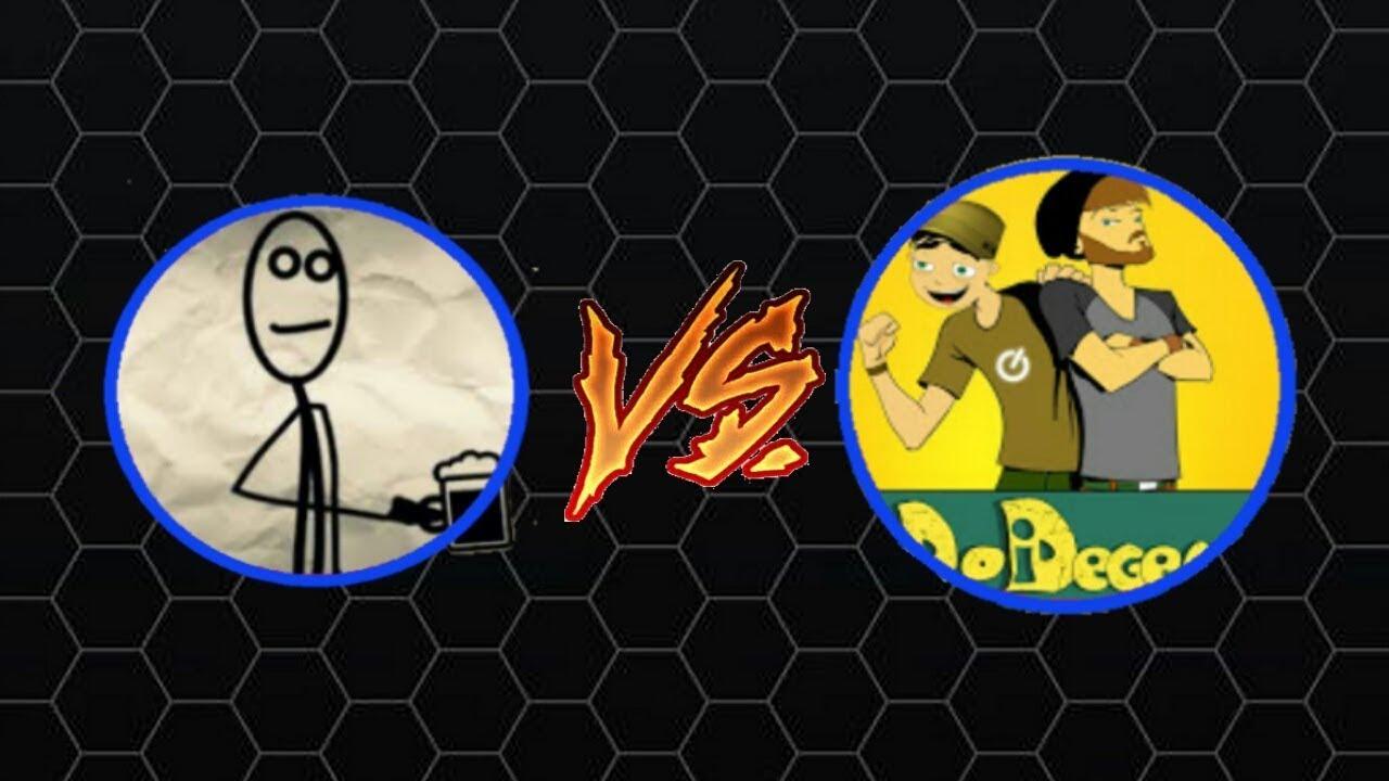 La povesti cu Jimmy VS Doi Degeaba - Shadow Fight 2