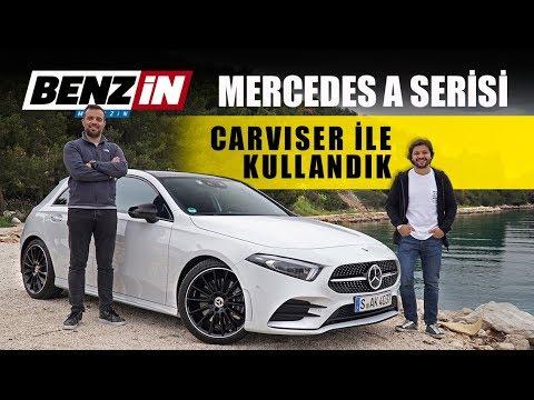 Yeni Mercedes A Serisi Test Sürüşü | Carviser Fahir Talib Ile Test Ettik