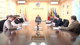Заседание череповецкого отделения РСПП