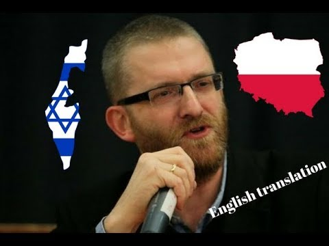 Polish director and author Grzegorz Braun on the real reason for Israel's attack on Poland