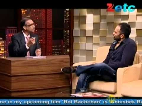 Komal Nahta With Rohit Shetty