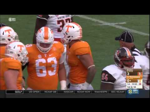 2015 Tennessee vs Bowling Green (Full Game)