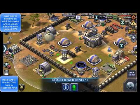 Zynga Empires And Allies | Defense Tips And Tricks For Empires And Allies HQ Lv10
