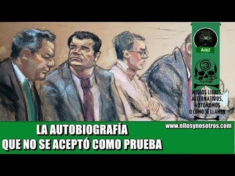 Lo Que Debes Saber - Juez no permite como prueba la autobiografía de Joaquín Guzmán