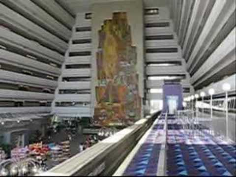 Walt Disney World S Contemporary Resort Youtube
