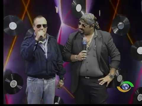 Só No Vinil Na TV  02  09   Apresentação Hugo Tupã O Cigano