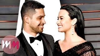 Top 10 Celebrity Breakups of 2016