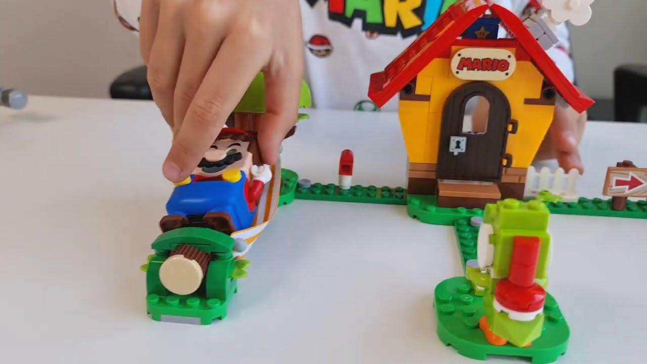 ЛЕГО Супер МАРИО - LEGO Super Mario - обзор все наборы, новые скины для Марио - конструктор Игрушки