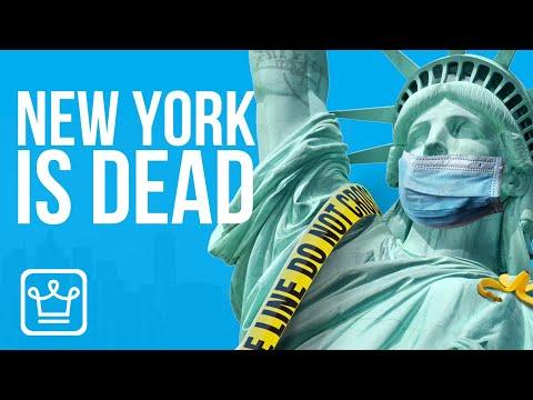 15 Reasons NEW YORK is DEAD
