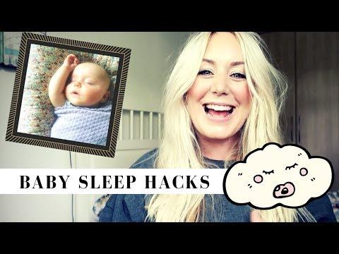 BABY SLEEP HACKS | SHUSH PAT!  WAKE TO SLEEP? WHITE NOISE!