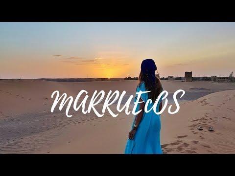 ¡UN HOTEL EN MEDIO DEL DESIERTO DEL SAHARA! MARRUECOS 1