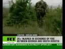 Georgian tanks head for South Ossetia