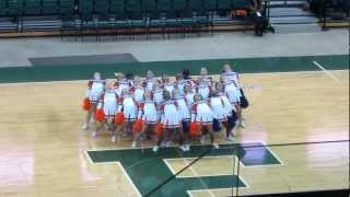 Garden City Varsity Pom - Mid American Pom 2013 State Champs Encore
