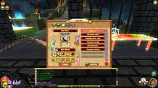 Wizard101 - Crafting Deer Knight
