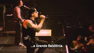Avenged Sevenfold - Beast and the Harlot - Live LBC - Legendado PTBR 720p HD
