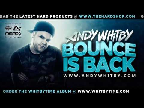 BOUNCE IS BACK mixed by ANDY WHITBY