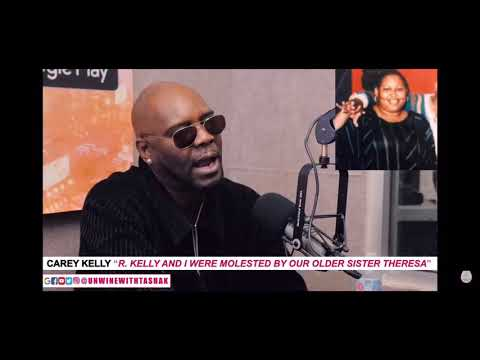 Abby De La Rosa - R Kelly's Brother Said They Were Molested By Their Sister!