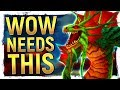Patch 8.2 & Blizz's Old Struggle: Making The WORLD of Warcraft Feel Alive - Nazjatar Could Do It!