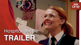 Hospital People: Episode 2 Trailer - BBC One