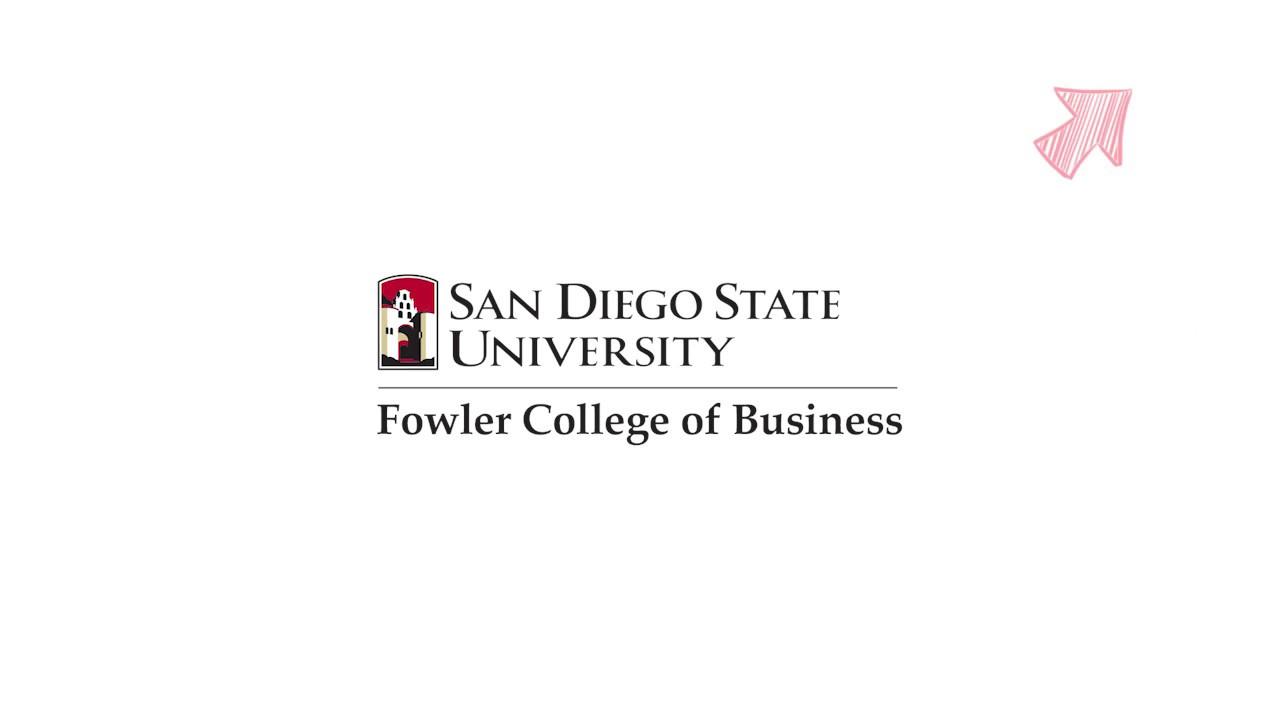 1098 t sdsu - Online Bachelors In Business Degree Program Sdsu Fowler