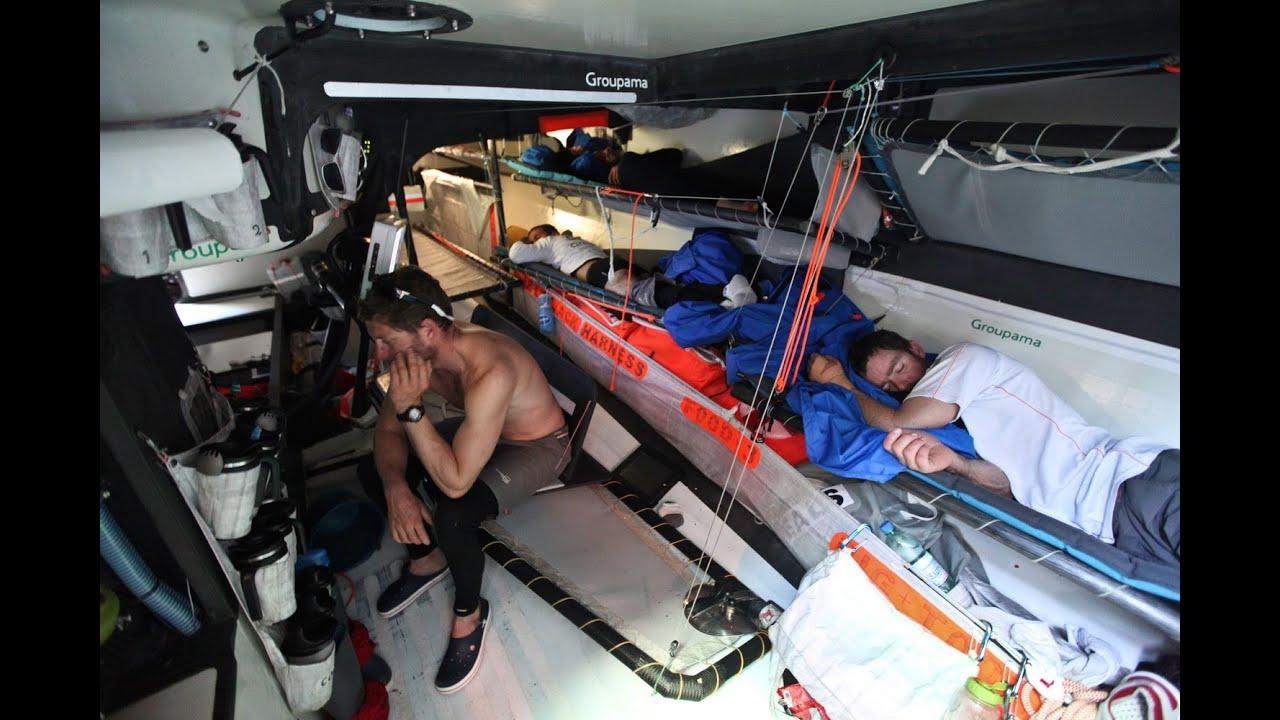 Boat Tales | Volvo Ocean Race 2011-12 - YouTube