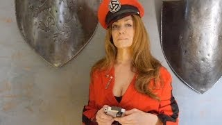 """Hell Hath No Furry"" with Claudia Christian: Series3/Log3 @SpaceHospital"