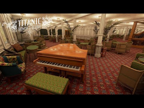 Virtual Tour of the Titanic *Updated Version* (Slower and Smoother)