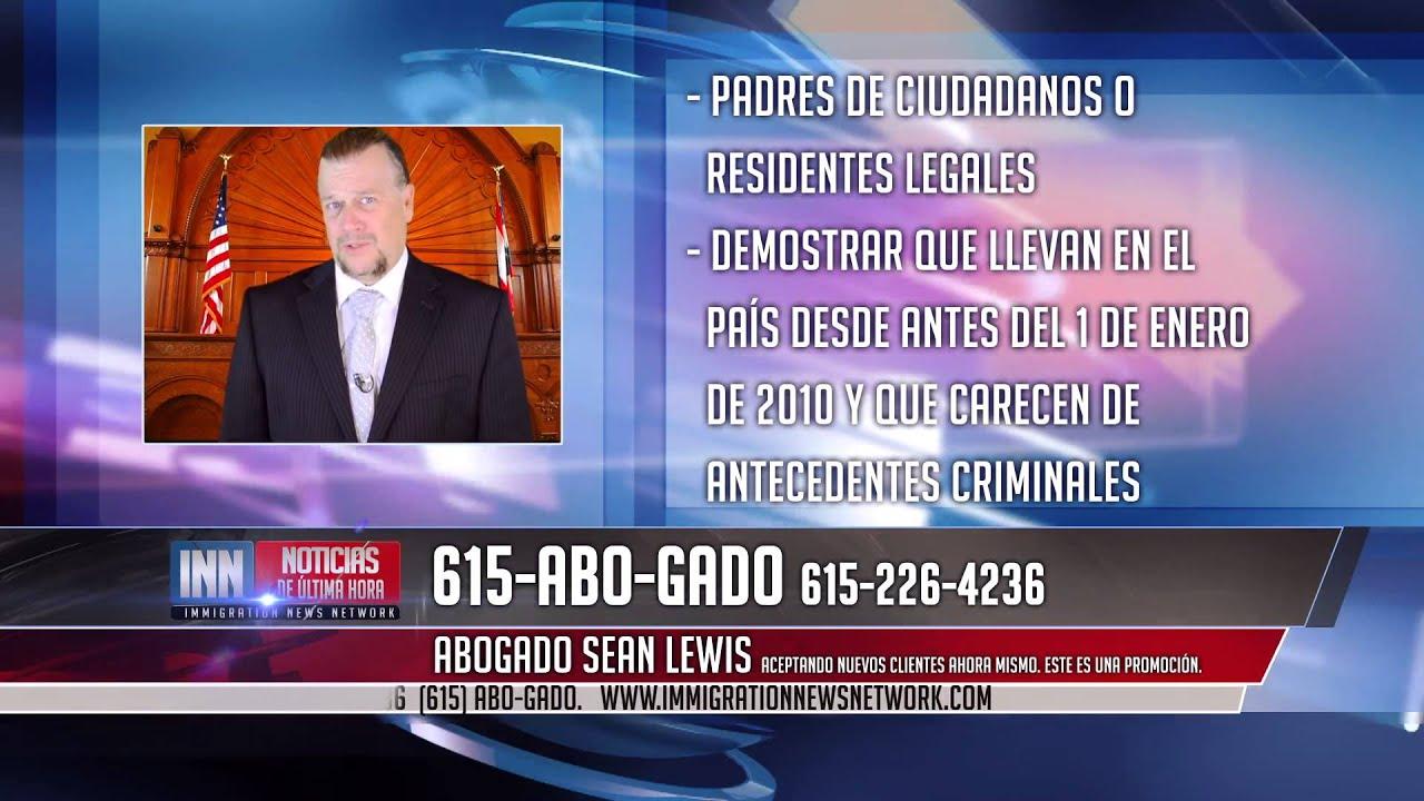 Nashville Immigration Attorney/Abogado Warning about Notarios - YouTube