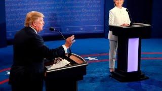 Donald Trump Told 37 Lies in Last Debate, Hillary Told 4