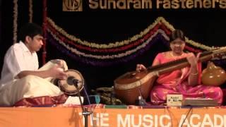 Veena Anjani - (6-6) 27th Spirit of Youth 4-8-15.Sarasa Dala Nayana on Suruti