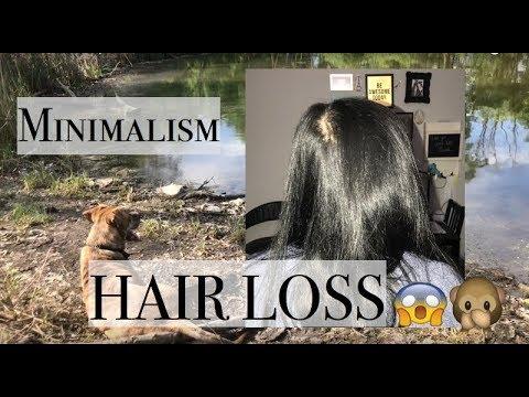 Minimalism Journey Hair Loss Talk