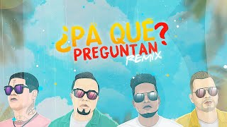 Alex Zurdo & Funky - ¿Pa' Qué Preguntan? (Remix) (Video Lyric) Feat Redimi2 + Alejandro