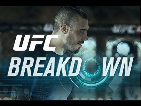 Fight Night London: UFC Breakdown