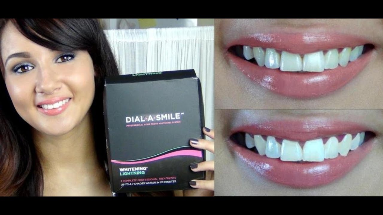 review blanchiment dentaire avec dial a smile youtube. Black Bedroom Furniture Sets. Home Design Ideas
