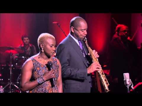 "Angelique Kidjo featuring Branford Marsalis - ""Lonlon (Ravel's Bolero)"""