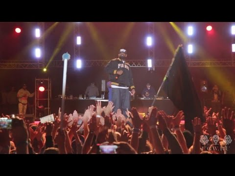 Ghostface Killah (Wu-Tang Clan) • live @ Hip Hop Kemp 2015