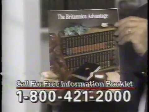 Encyclopedia Britannica Commercial (1993)