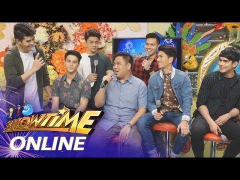 It's Showtime Online: TNT defending champion John Andrew Señora shares his preparations