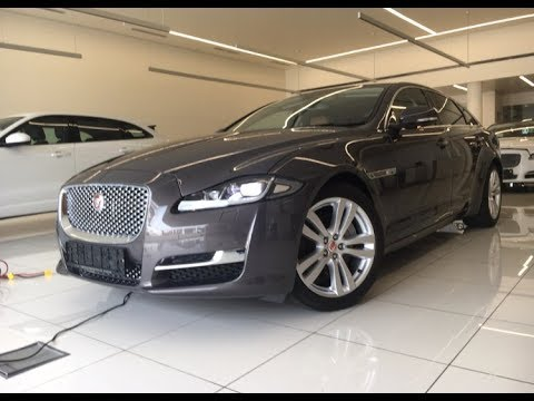 2018 Jaguar XJL Startup And Review
