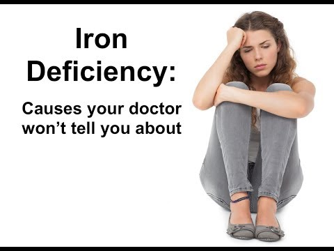 iron-deficiency:-causes-your-doctor-won't-tell-you-about
