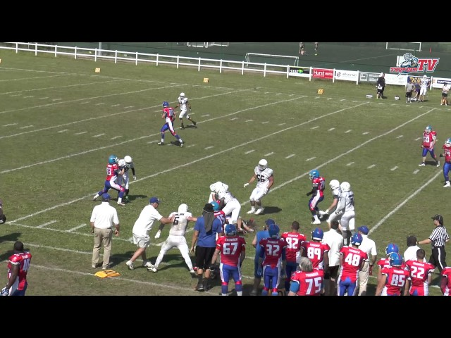 2017 - Sussex Thunder vs Ouse Valley Eagles - Highlights