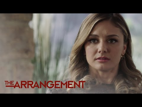 Megan Morrison Shaken Up After Seeing Isaac Again | The Arrangement | E!